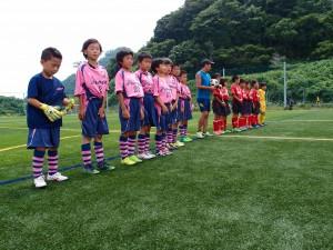 プリメーラ御殿場FC×妙義JSC