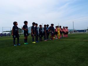 アマネセルCF×パサニオール誉田FC