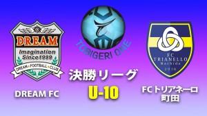 DREAM FC トリアネーロ サムネイル